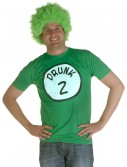 Drunk 2 Costume T-Shirt, halloween costume (Drunk 2 Costume T-Shirt)