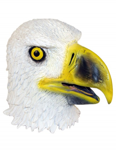 Eagle Latex Mask, halloween costume (Eagle Latex Mask)