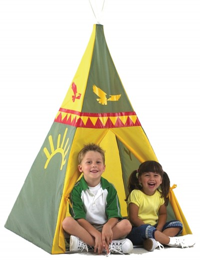 Eagle Sunrise Tepee, halloween costume (Eagle Sunrise Tepee)