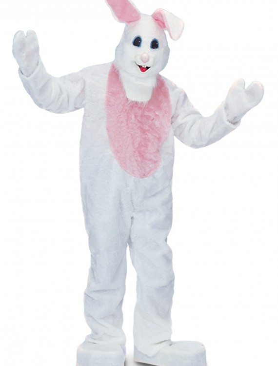 Economy Mascot Bunny Costume, halloween costume (Economy Mascot Bunny Costume)