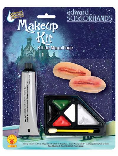 Edward Scissorhands Makeup, halloween costume (Edward Scissorhands Makeup)
