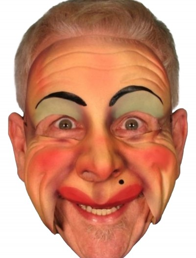 Edwina Mask, halloween costume (Edwina Mask)