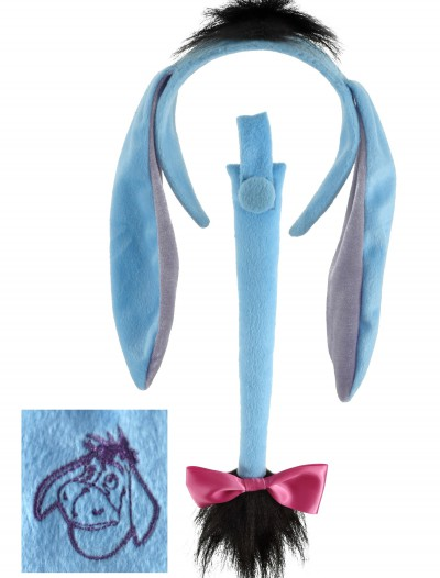Eeyore Kit, halloween costume (Eeyore Kit)