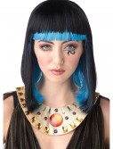 Egyptian Sapphire Wig, halloween costume (Egyptian Sapphire Wig)