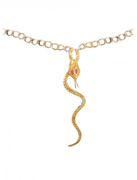 Egyptian Snake Necklace, halloween costume (Egyptian Snake Necklace)