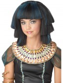 Egyptian Stepped Layers Wig, halloween costume (Egyptian Stepped Layers Wig)