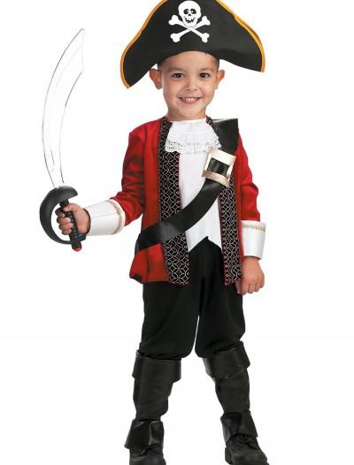 El Capitan Child Pirate Costume, halloween costume (El Capitan Child Pirate Costume)