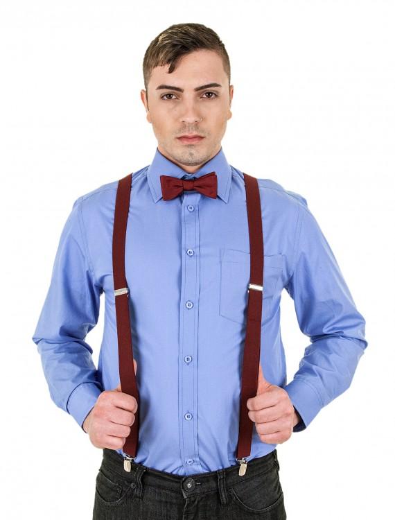 Eleventh Doctor's Suspenders, halloween costume (Eleventh Doctor's Suspenders)