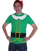 Elf T-Shirt, halloween costume (Elf T-Shirt)