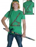 Elf Warrior Costume T-Shirt, halloween costume (Elf Warrior Costume T-Shirt)