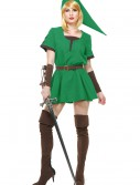 Elf Warrior Princess Costume, halloween costume (Elf Warrior Princess Costume)