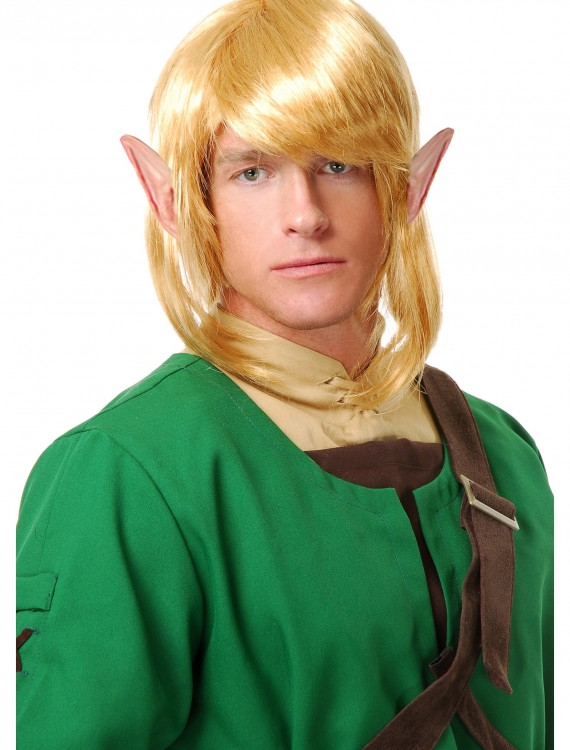 Elf Warrior Wig, halloween costume (Elf Warrior Wig)