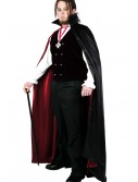 Elite Men's Gothic Vampire Costume, halloween costume (Elite Men's Gothic Vampire Costume)