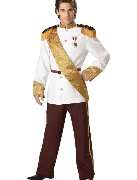 Elite Prince Charming Costume, halloween costume (Elite Prince Charming Costume)