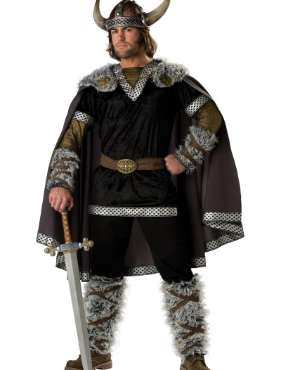 Elite Viking Warrior Costume, halloween costume (Elite Viking Warrior Costume)