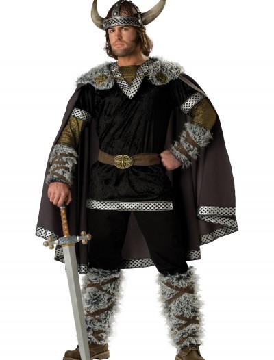 Elite Viking Warrior Costume, halloween costume (Elite Viking Warrior Costume)