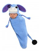 Ellis the Donkey Newborn Bunting, halloween costume (Ellis the Donkey Newborn Bunting)