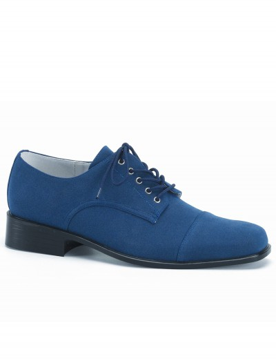 Elvis Blue Suede Shoes, halloween costume (Elvis Blue Suede Shoes)
