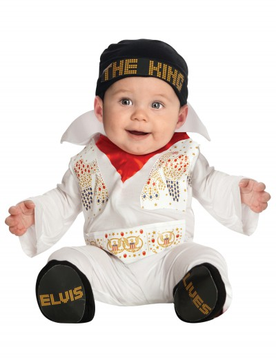 Elvis Onesie Costume, halloween costume (Elvis Onesie Costume)
