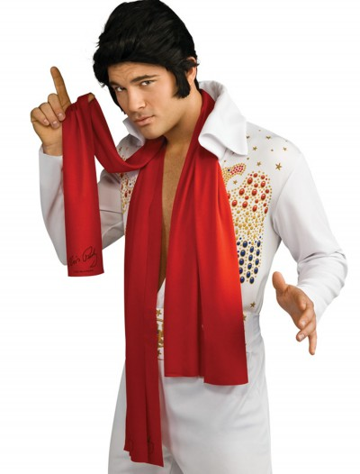 Elvis Scarves, halloween costume (Elvis Scarves)