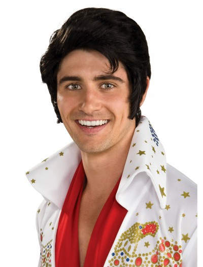 Elvis Wig, halloween costume (Elvis Wig)