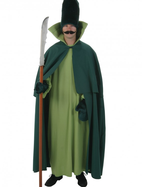 Adult Green Guard Costume, halloween costume (Adult Green Guard Costume)