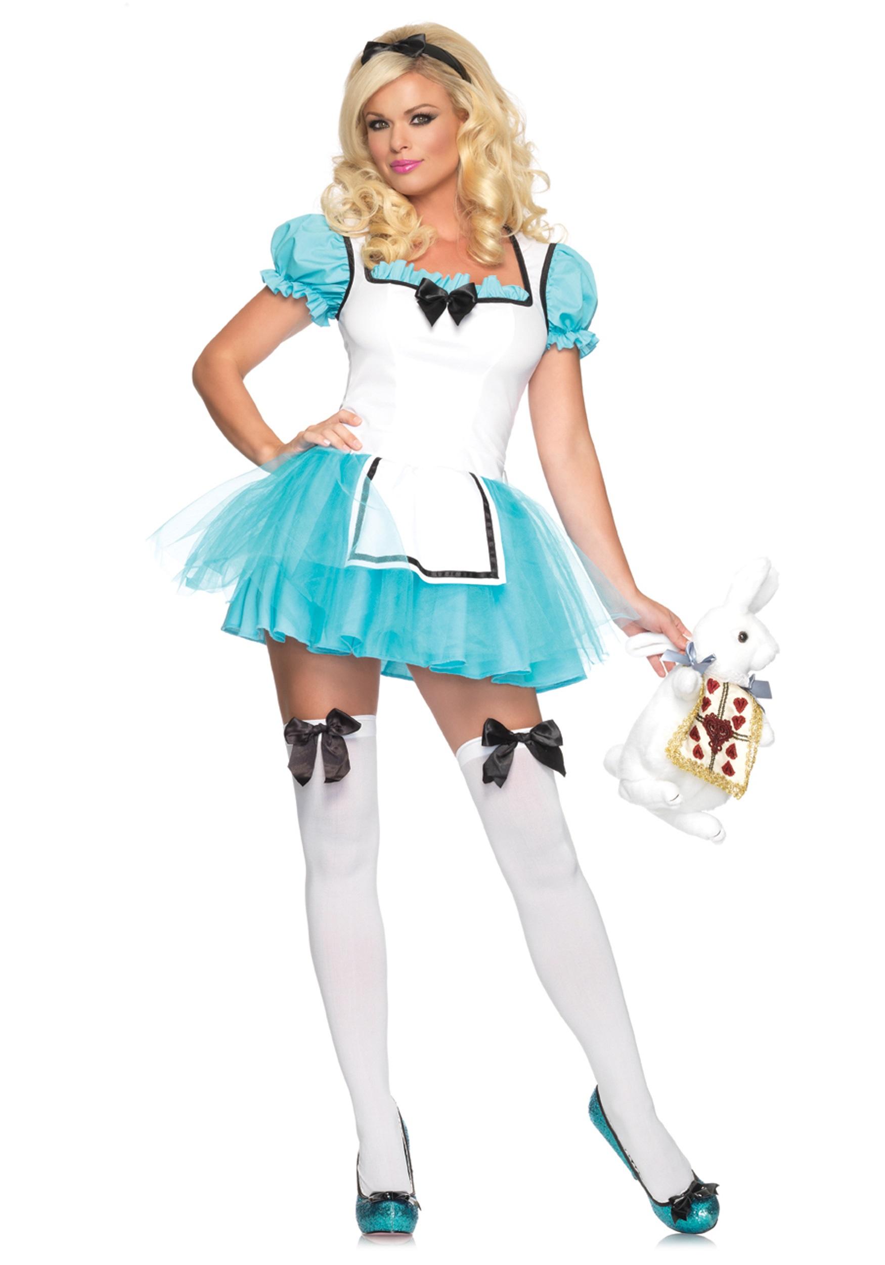 Enchanted Alice Costume - Halloween Costumes
