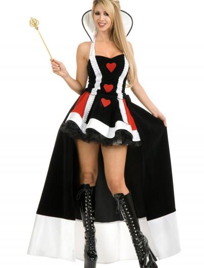 Enchanting Queen of Hearts Costume, halloween costume (Enchanting Queen of Hearts Costume)