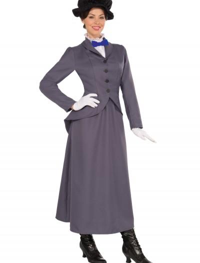 English Nanny Costume, halloween costume (English Nanny Costume)