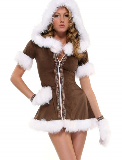 Eskimo Kisses Costume, halloween costume (Eskimo Kisses Costume)