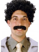 Eurasian Traveler Wig and Moustache, halloween costume (Eurasian Traveler Wig and Moustache)