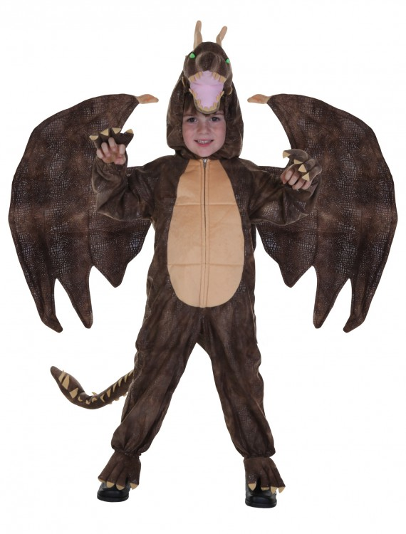 Evan the Dragon Costume, halloween costume (Evan the Dragon Costume)