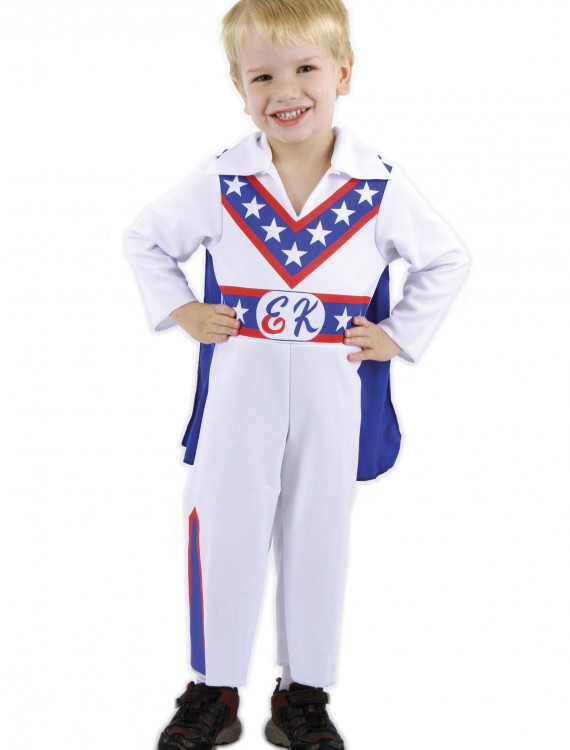 Evel Knievel Infant Costume, halloween costume (Evel Knievel Infant Costume)