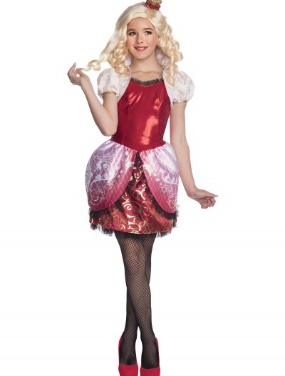 Ever After High Girls Apple White Costume, halloween costume (Ever After High Girls Apple White Costume)