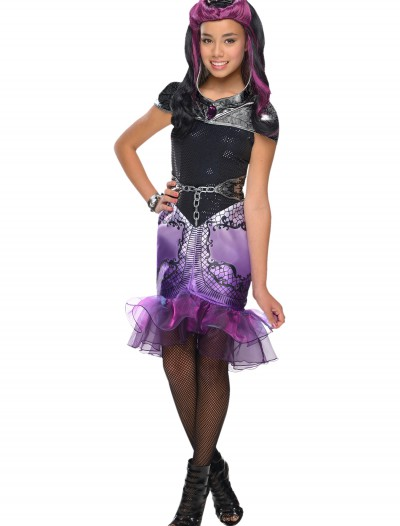 Ever After High Girls Raven Queen Costume, halloween costume (Ever After High Girls Raven Queen Costume)