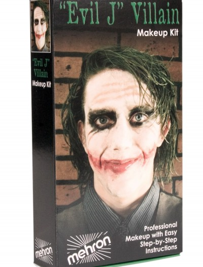Evil J Villain Makeup Kit, halloween costume (Evil J Villain Makeup Kit)