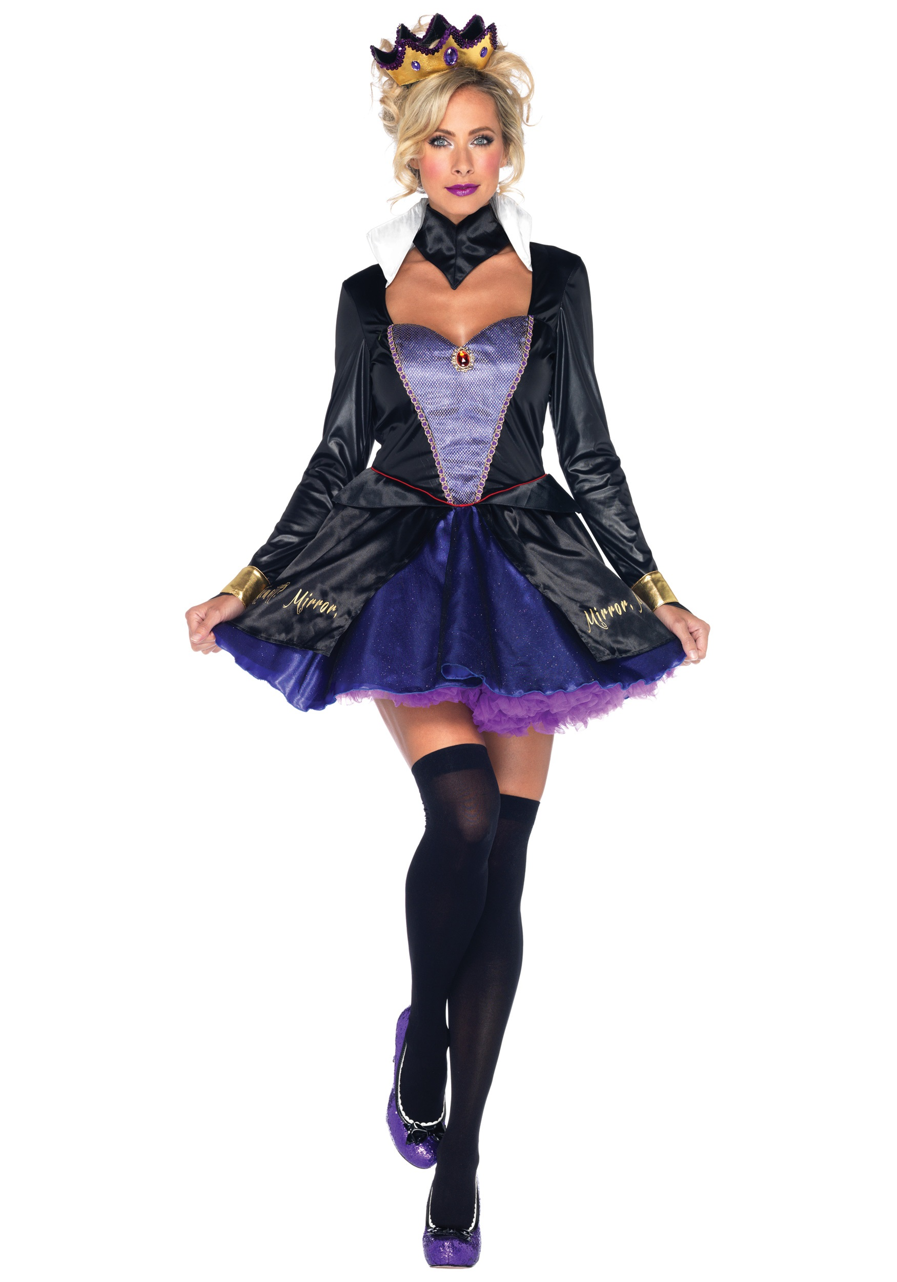 Disney Evil Queen Costumes & Another Iconic Disney Villain ...