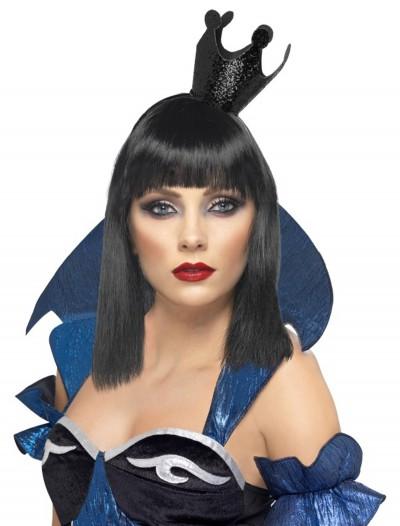 Evil Queen Glitter Mini Crown, halloween costume (Evil Queen Glitter Mini Crown)