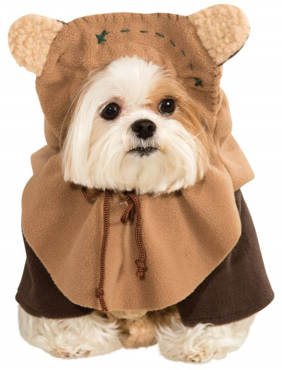 Ewok Pet Costume, halloween costume (Ewok Pet Costume)