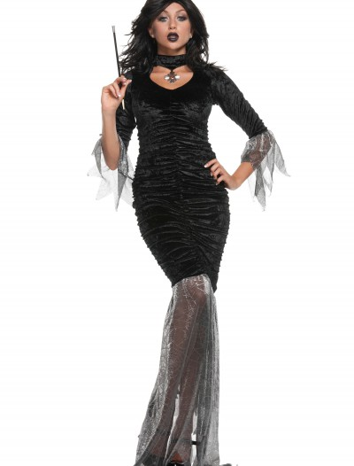 Exclusive Gothic Mistress Costume, halloween costume (Exclusive Gothic Mistress Costume)