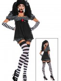 Exclusive Sexy Gothic Rag Doll Costume, halloween costume (Exclusive Sexy Gothic Rag Doll Costume)