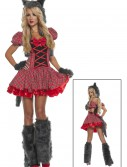 Exclusive Sexy Red Riding Wolf Costume, halloween costume (Exclusive Sexy Red Riding Wolf Costume)
