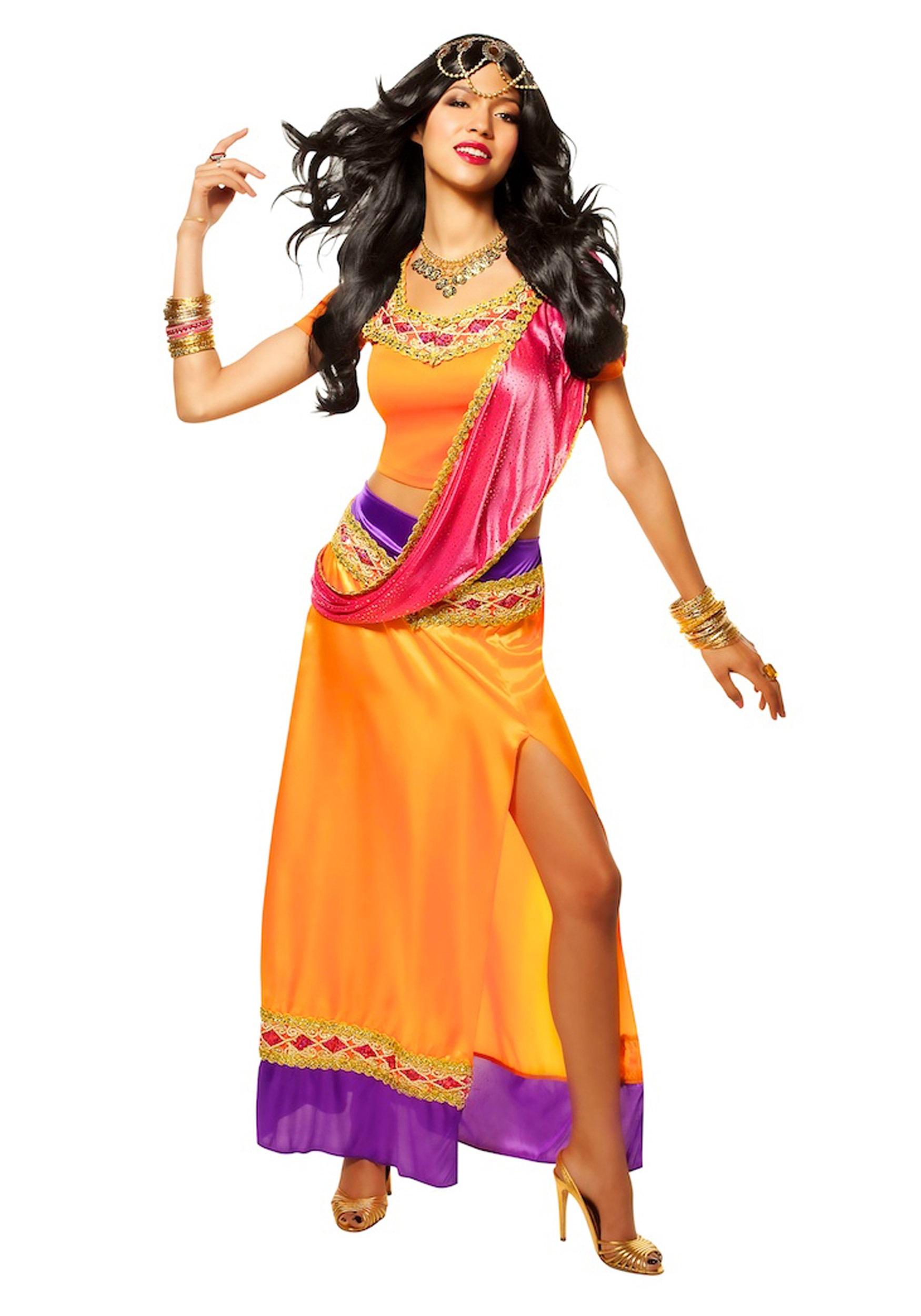 Exotic Goddess Adult Costume  sc 1 st  Halloween Costumes & Exotic Goddess Adult Costume - Halloween Costumes