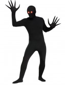 Fade Eye Shadow Demon Adult Costume, halloween costume (Fade Eye Shadow Demon Adult Costume)