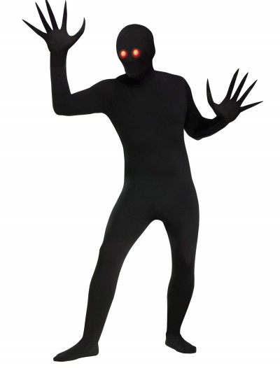 Fade Eye Shadow Demon Adult Costume, halloween costume (Fade Eye Shadow Demon Adult Costume)