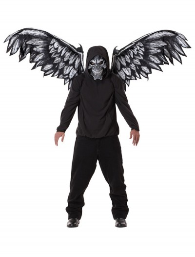 Fallen Angel Mask and Wings, halloween costume (Fallen Angel Mask and Wings)