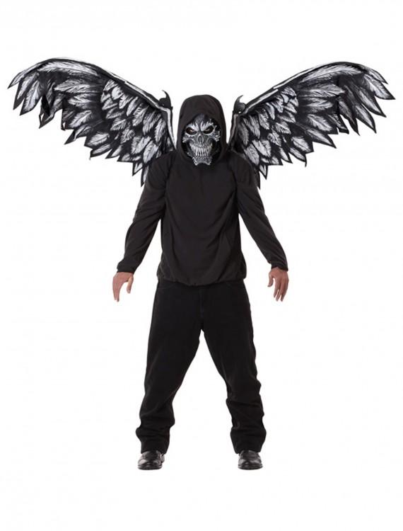Fallen Angel Mask and Wings, halloween costume (Fallen Angel Mask and Wings)