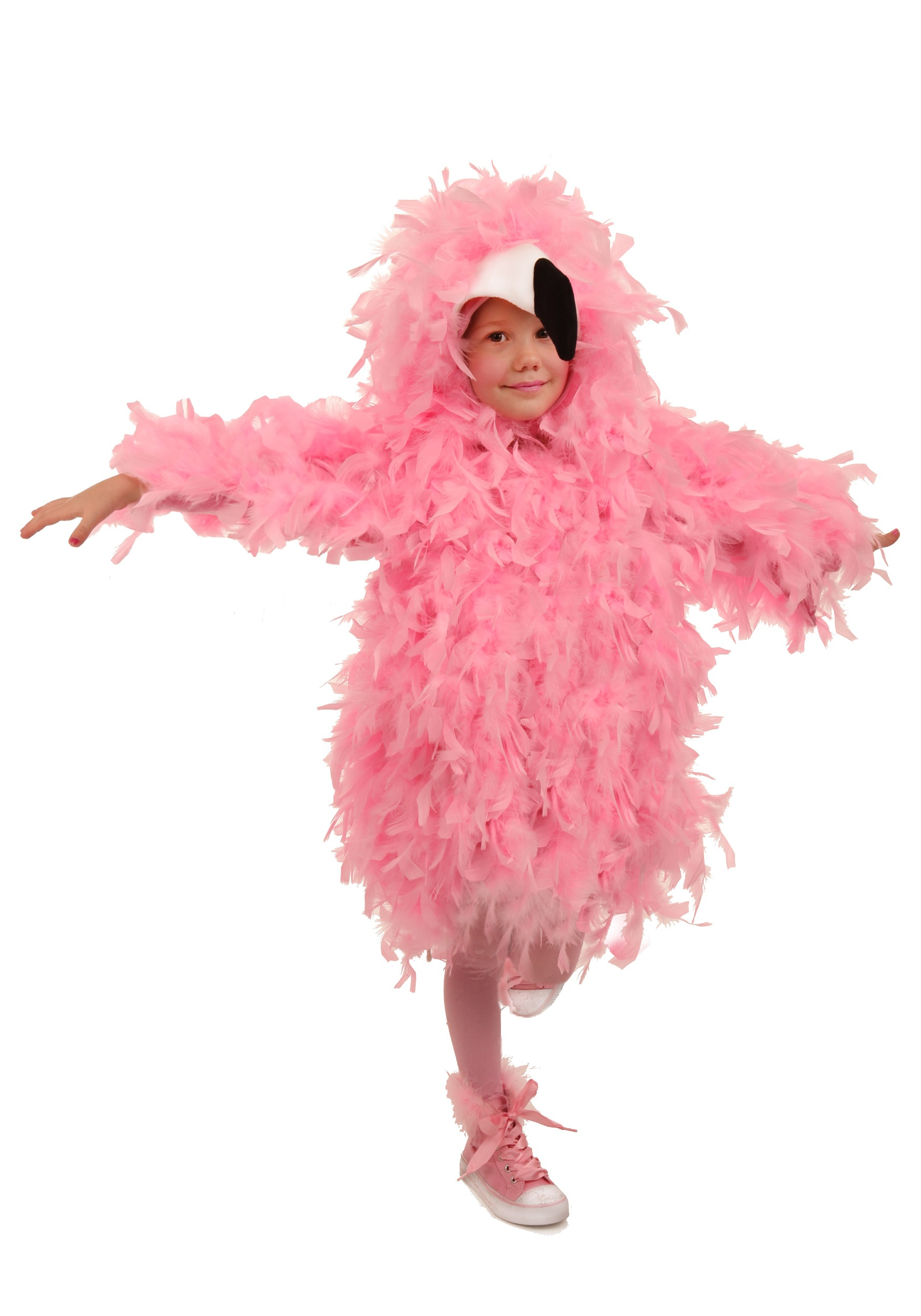 fancy flamingo costume - halloween costumes