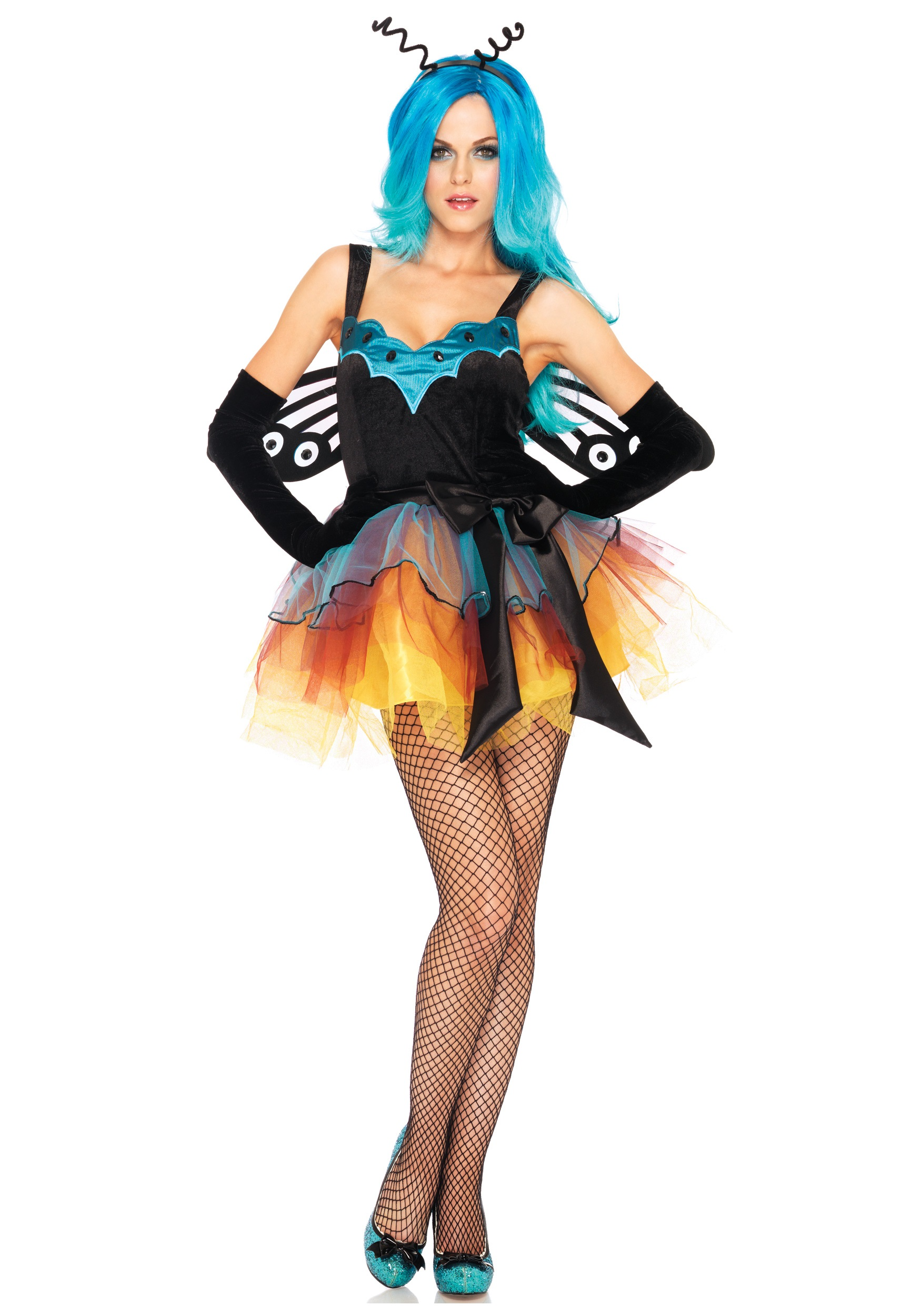 Fantasy Butterfly Fairy Costume  sc 1 st  Halloween Costumes & Fantasy Butterfly Fairy Costume - Halloween Costumes