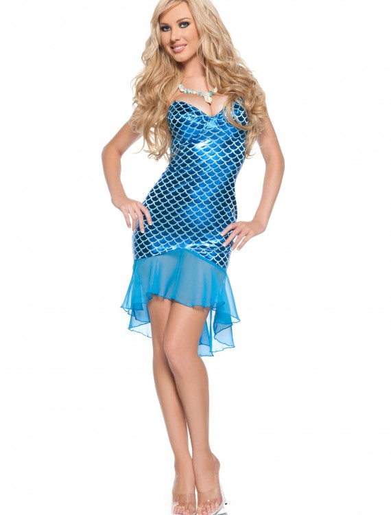Fantasy Mermaid Costume, halloween costume (Fantasy Mermaid Costume)